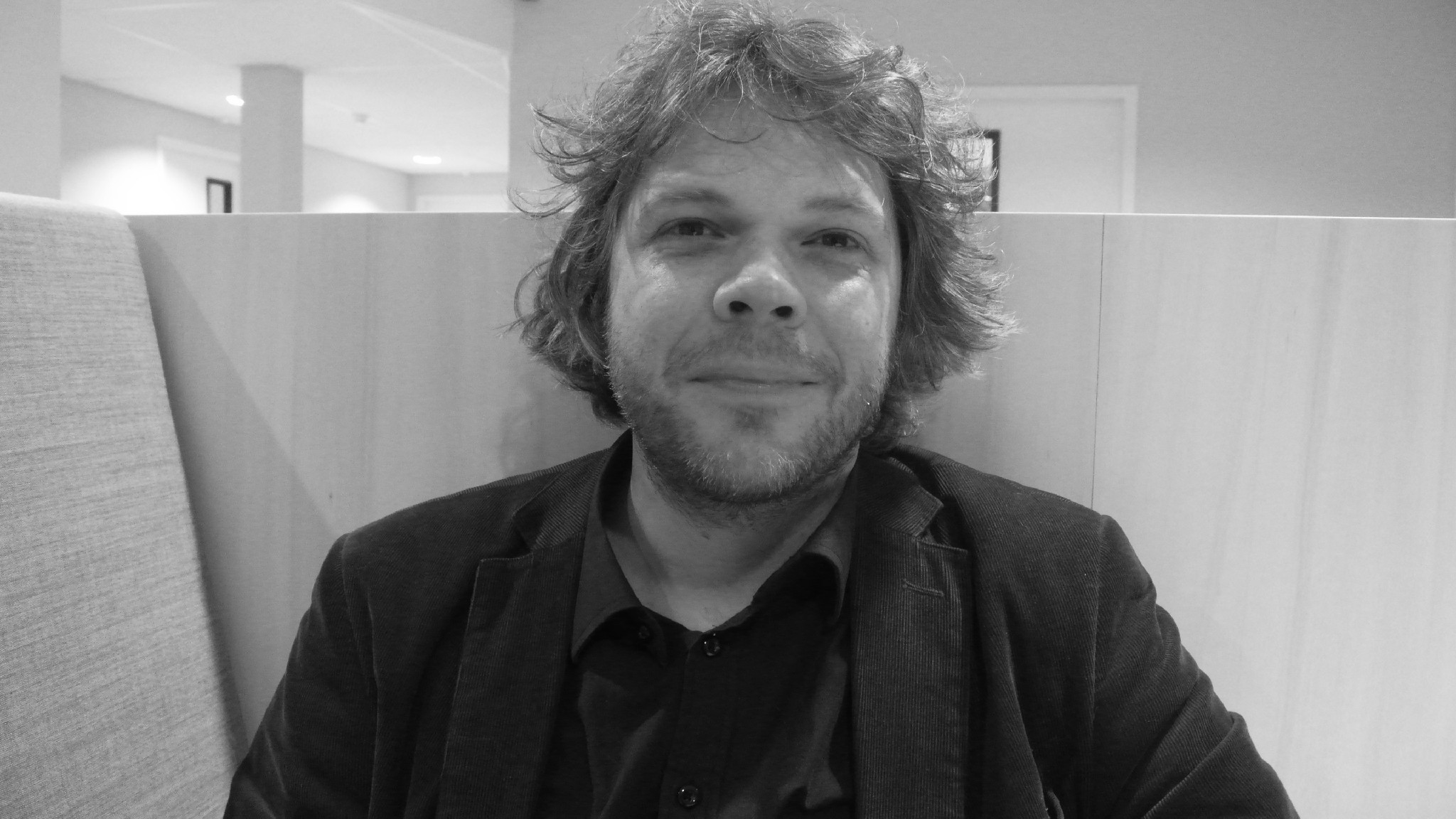 Roostermaker Frank Mensink