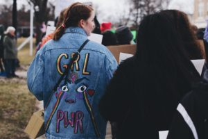 protestmars